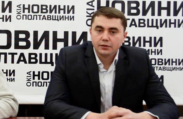 Віталій Діденко, голова ГО «Щит»