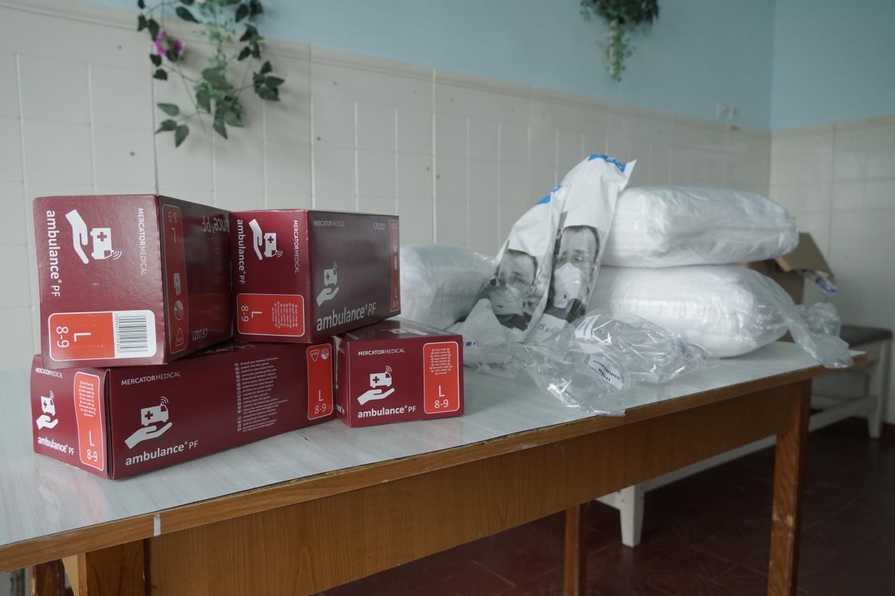 Агрофірма «Добробут» закупила 30 комплектів спецодягу