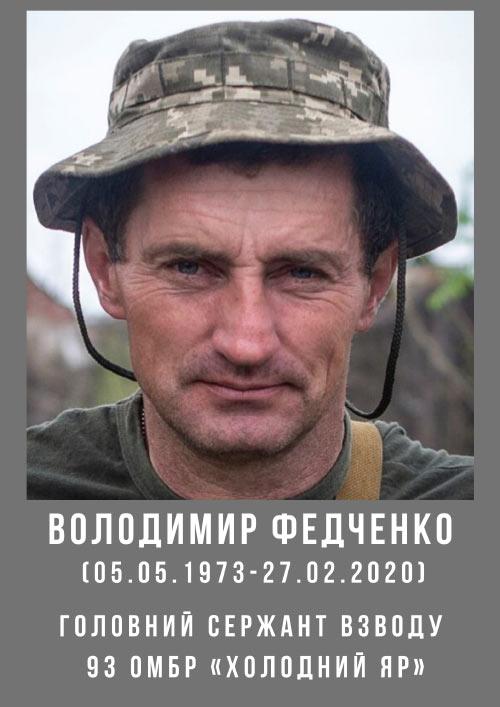 Володимир Федченко
