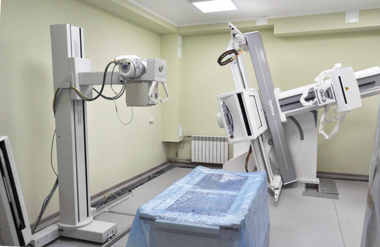 Рентген компанії Optima