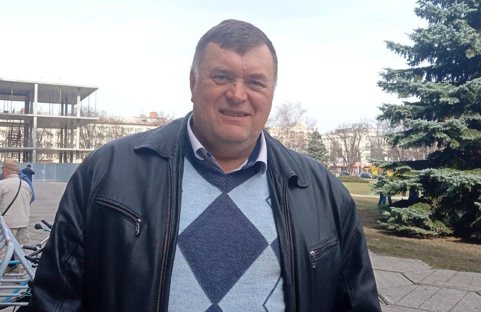 Юрій Юшко, керівник Хорольського госпрозрахункового мисливсько-рибальського підприємства Полтавської обласної організації УТМР