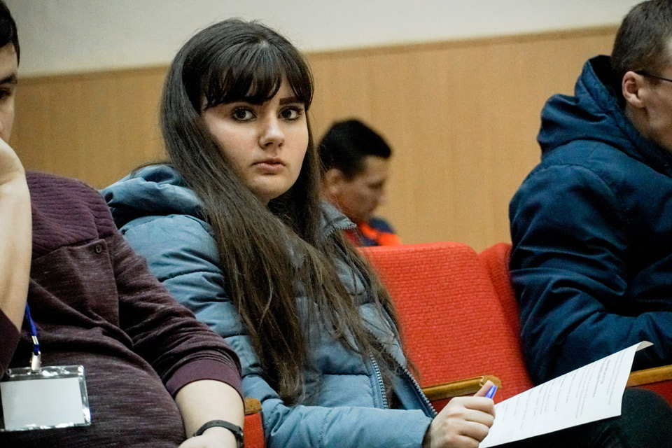 Карину Шило обрали головою Молодіжної ради