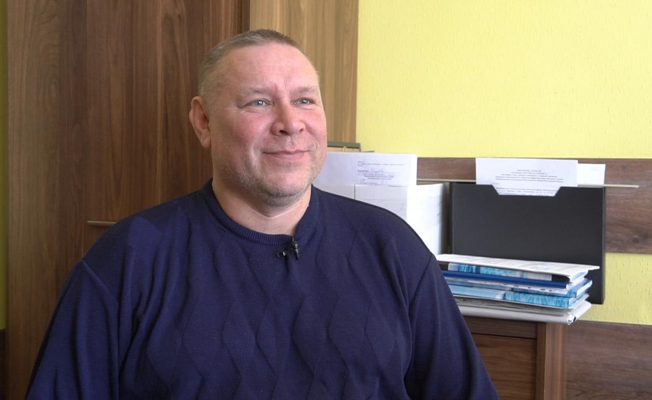Андрій Закора — начальник відділу містобудування, земельних ресурсів та природокористування