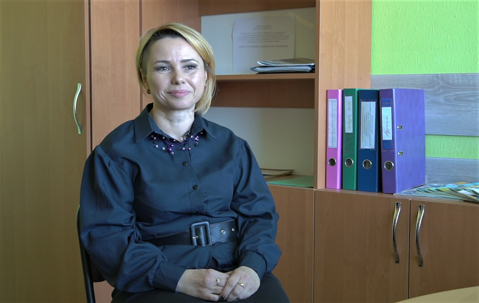 Ірина Лисенко — спеціаліст виконавчого комітету землевпорядкування