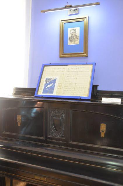 Піаніно Верховинця і його останній прижиттєвий портрет