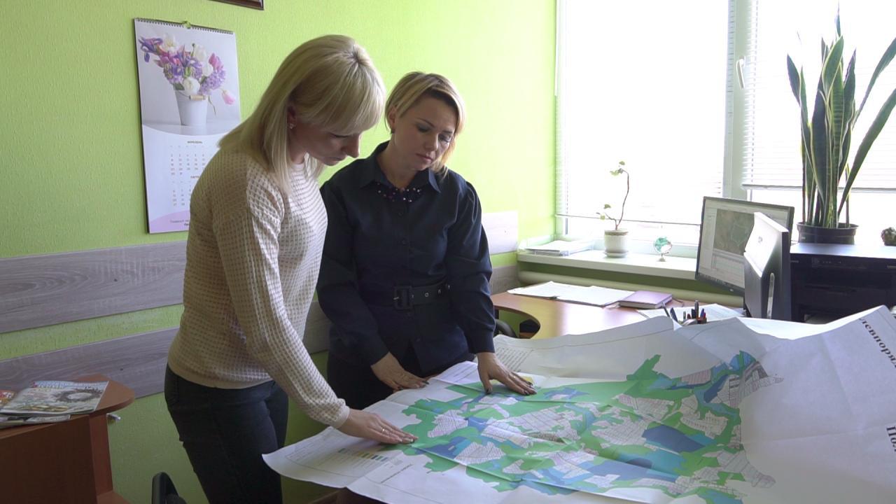 Робота відділу направлена на розвиток території для комфортного життя