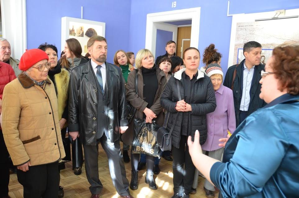 Розповідь старшого наукового співробітника краєзнавчого музею Наталії Кузьменко