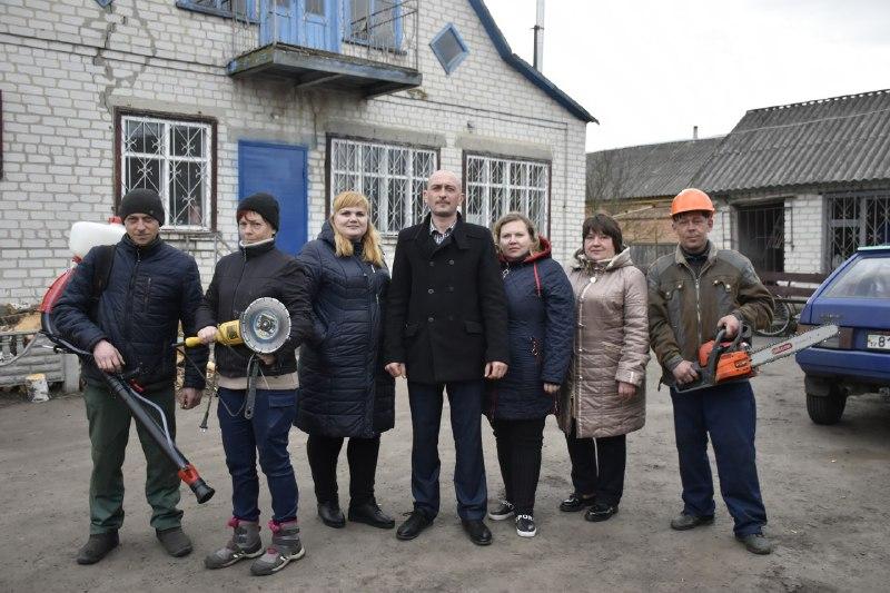 15 березня професійне свято відзначають комунальники Коломацької ОТГ