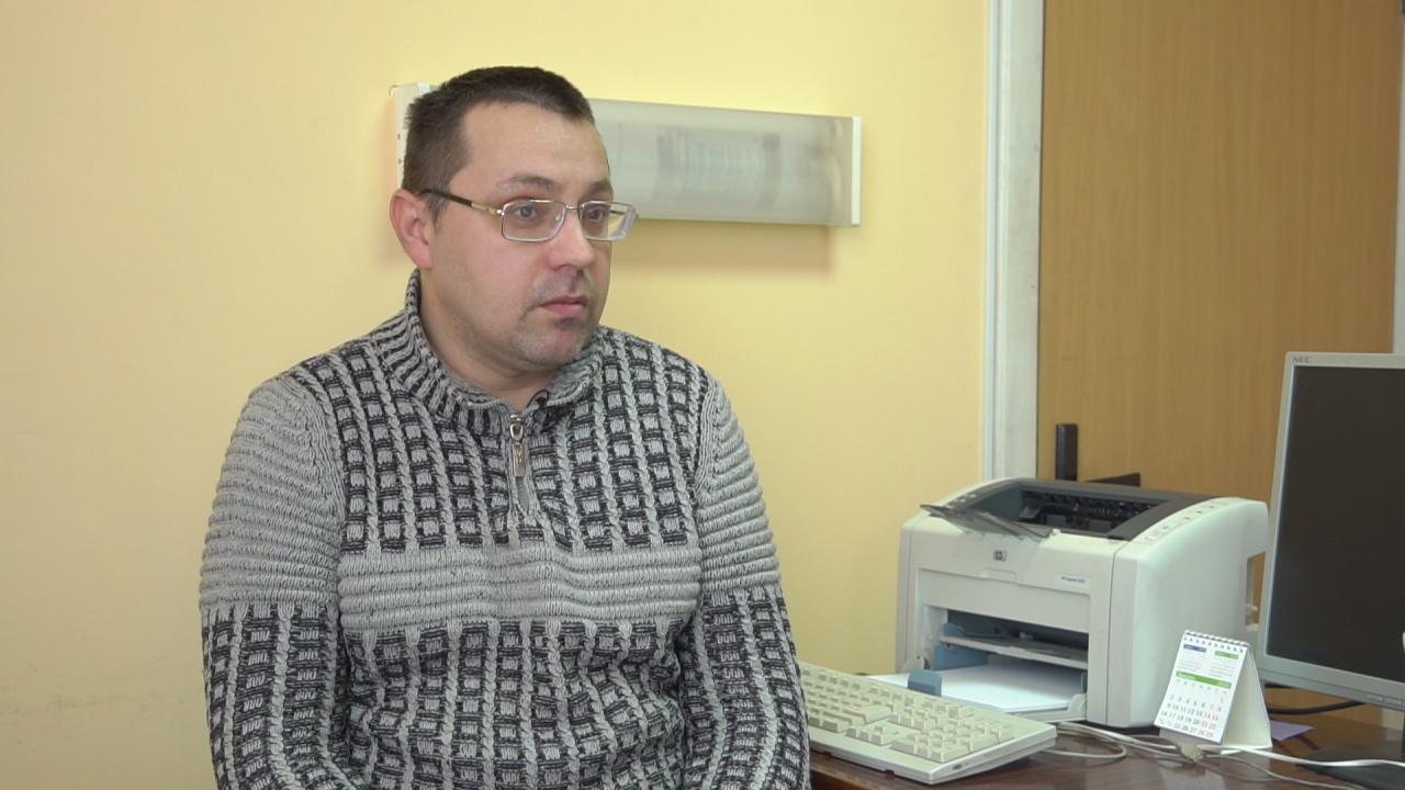 Денис Баликов — в.о. директора КП ЖКГ с. Розсошенці