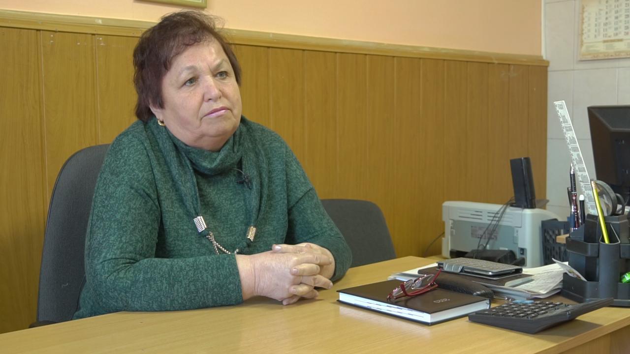 Софія Сербіна — начальниця КП «Комунальник»