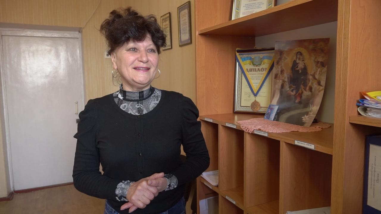 Ірина Мийхо, завідувачка господарства