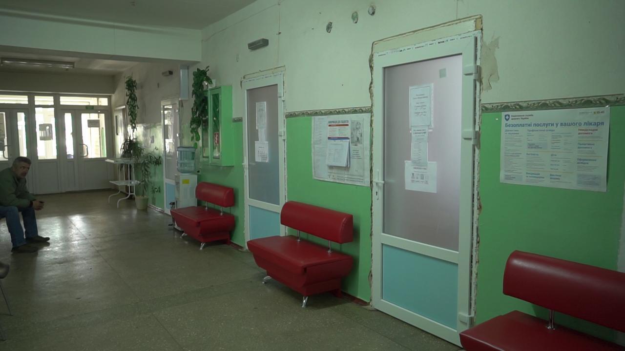 Мешканці Козельщинського району отримуватимуть медичні послуги в комфортних умовах