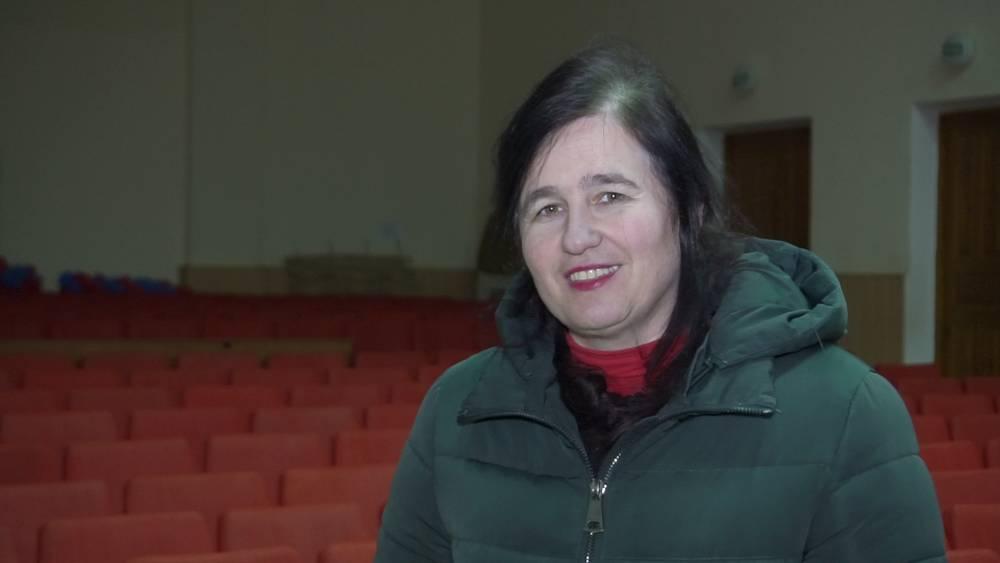 Директорка Щербанівського ліцею Наталія Драч