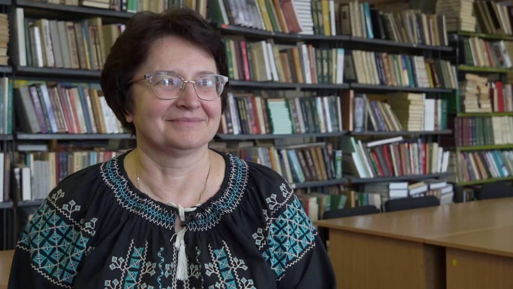 Світалана Галь використовує онлайн-платформи у роботі з учнями