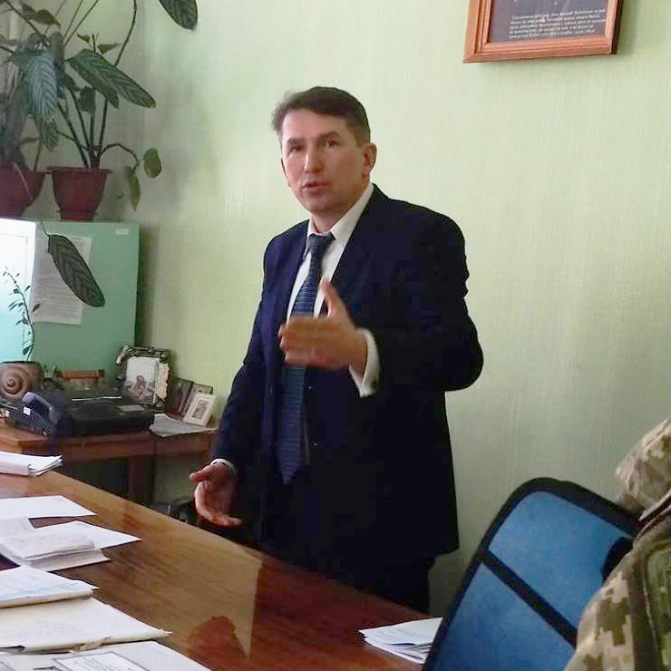 Павло Луговий