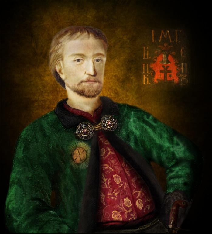 Портрет Івана Мазепи відтворений науковцями та журналістами телеканалу 1 1.