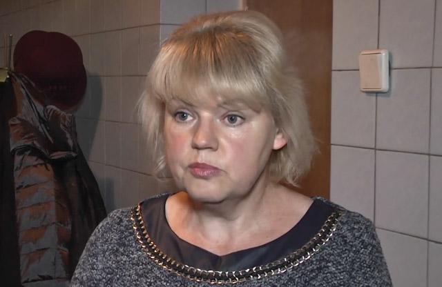 Валентина Думенко, завідувачка Полтавським обласним Центром дитячої імунології