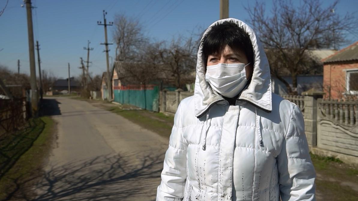 Тамара Білоброва, директорка Центру надання соціальних послуг