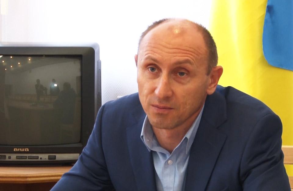 Ігор Безрук, начальник відділу митного оформлення № 2 Полтавської митниці