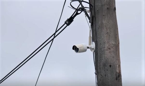 Вулиці обладнали камерами відеоспостереження