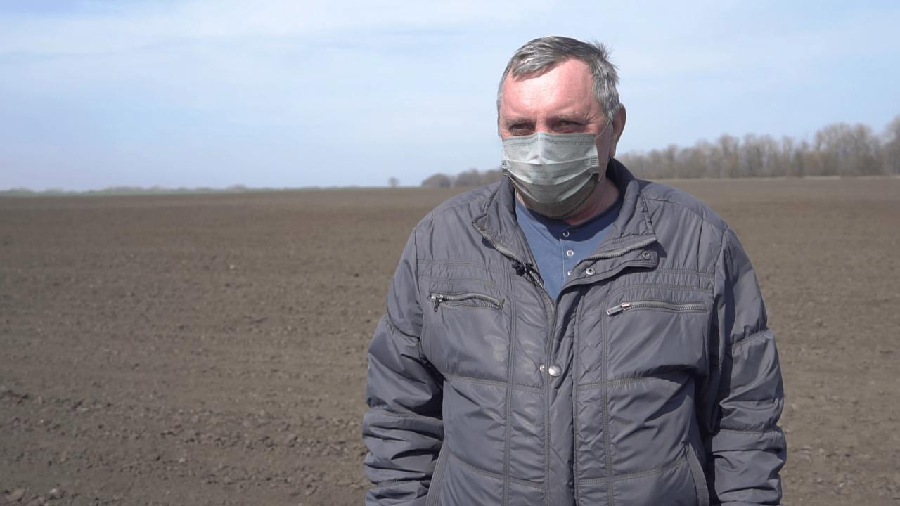 Директор виробничого підрозділу «імені Іваненка» Олександр Назаренко