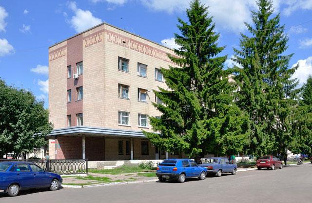 Центральна районна лікарня м. Гребінка