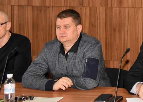 Професор Дмитро Шкурупій