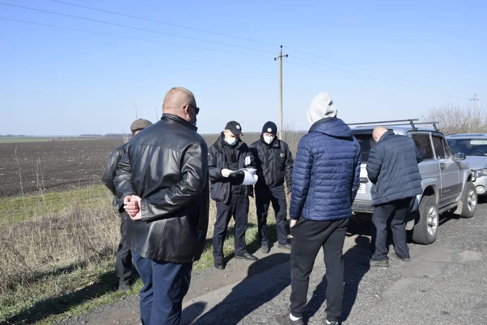 У ситуації розбиралися поліціянти