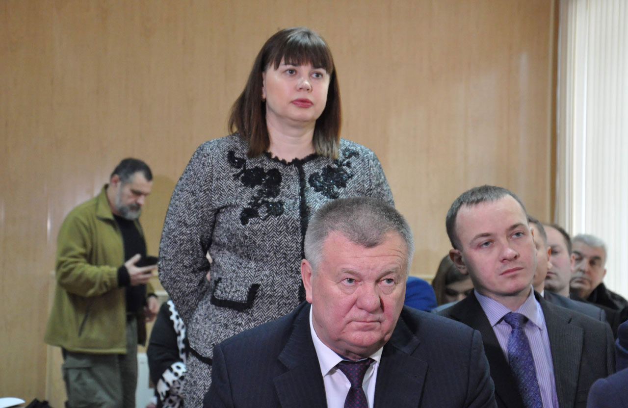 Суддя Ганна Андрієнко