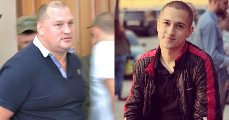 Віталій Павлішин та його син Олег