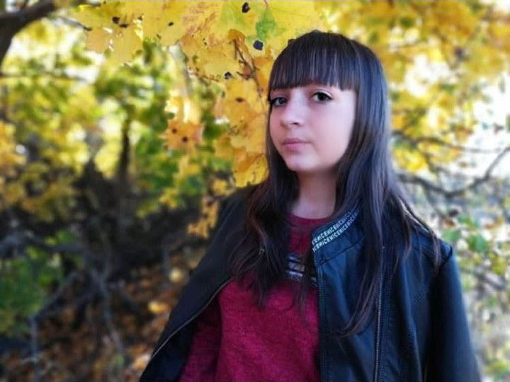 Учениця 11 класу Анастасія Жемела