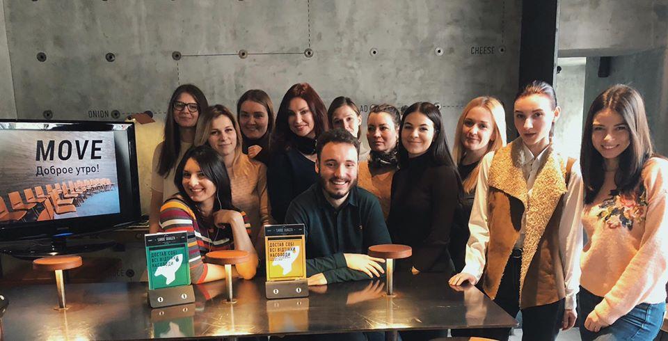 Руслан Дмитренко організував бізнес-сніданки для підприємців Полтави