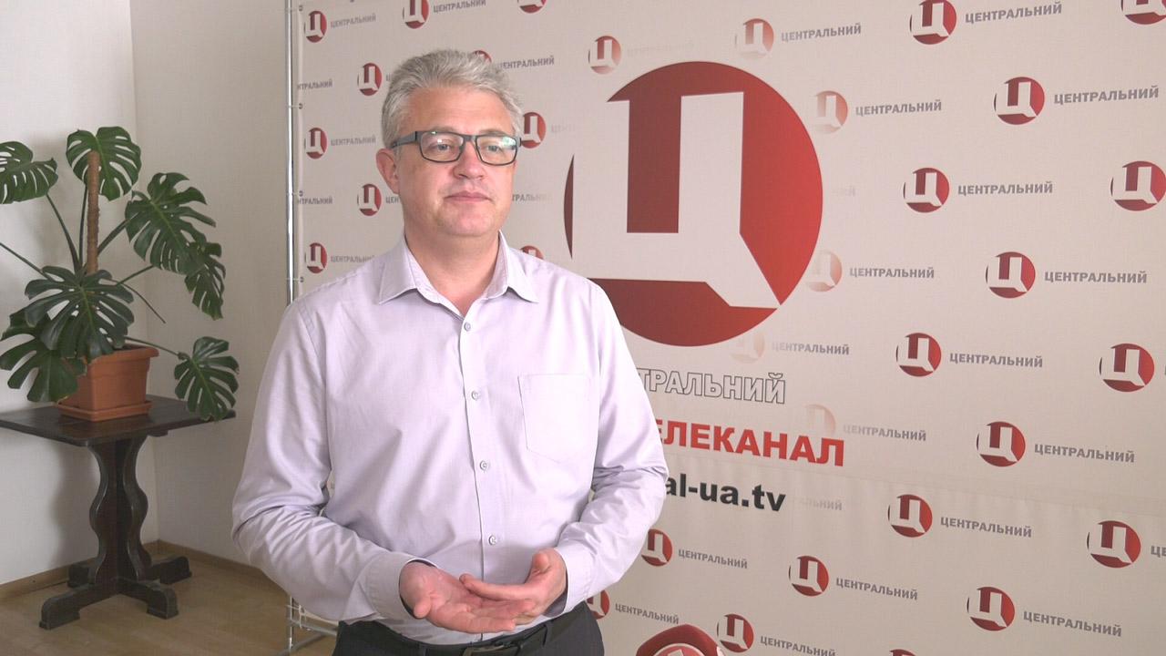 Юрій Крушановський  —  заступник генерального директора телеканалу «Центральний»