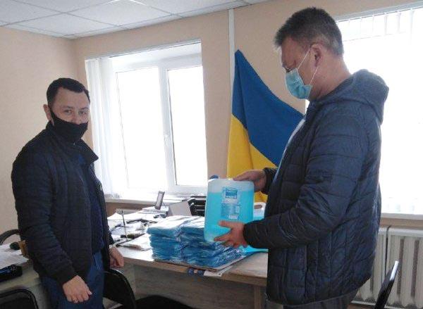 Благодійну допомогу від АТ «Укргазвидобування» отримала Коломацька громада