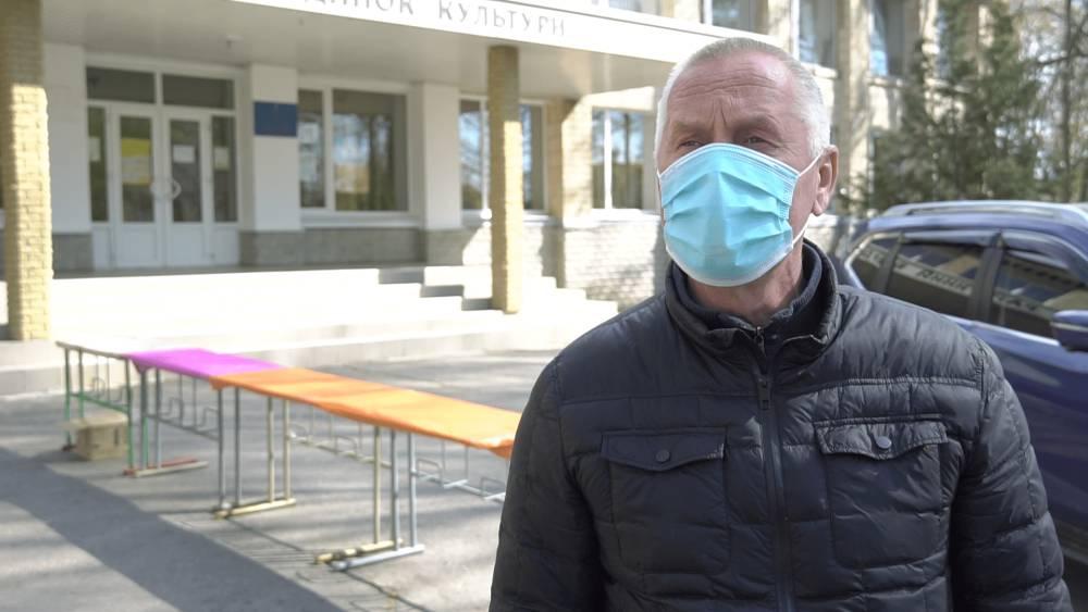 Головний лікар КНП «Полтавська центральна районна клінічна лікарня» Олег Мехедько