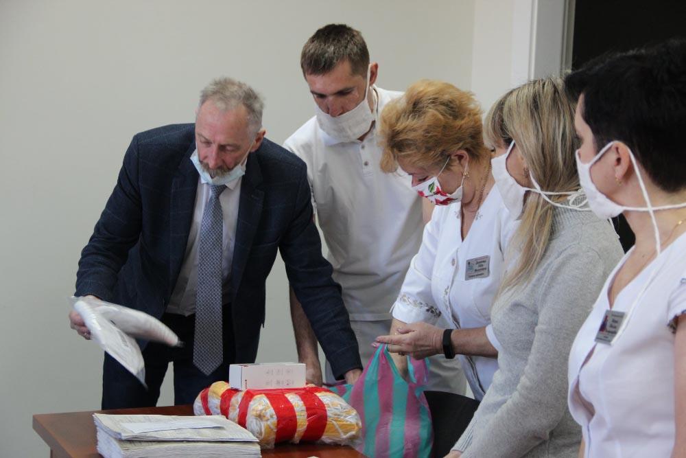 Ігор Процик закликає всіх чорнобильців допомогати лікарям, як вони допомагали їм після аварії