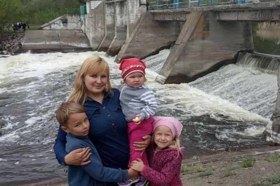 Мама трьох дітей Анастасія Куриленко з нетерпінням чекає відкриття садочка