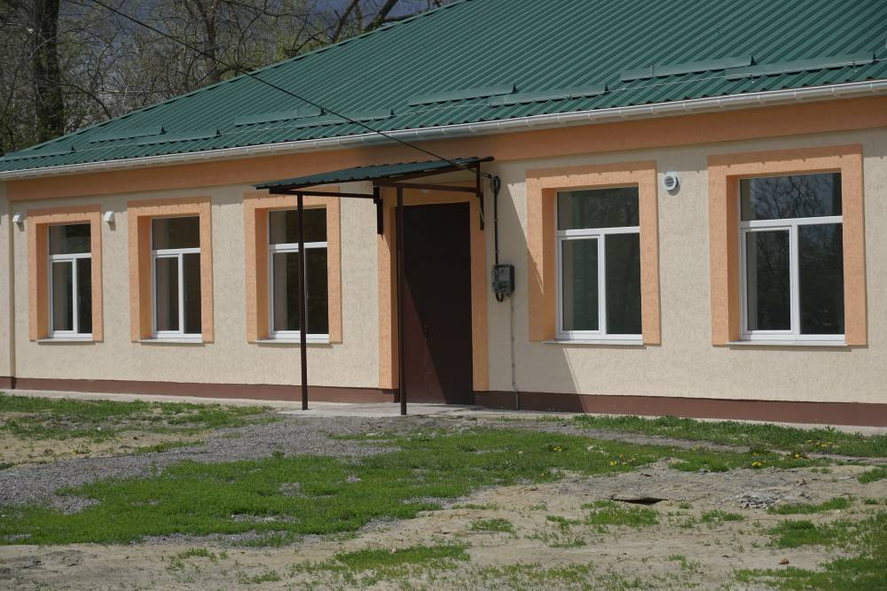 Четвертий корпус Василівської школи відремонтували ззовні та всередині