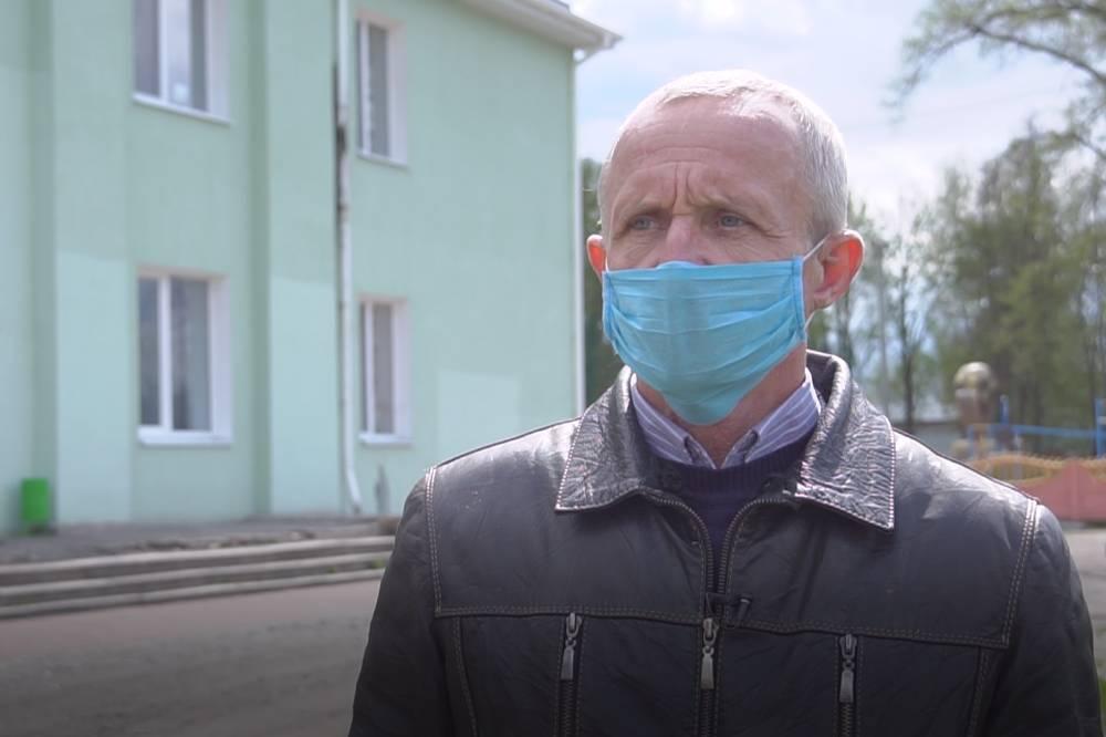 Начальник відділу освіти Коломацької ОТГ Володимир Сакун