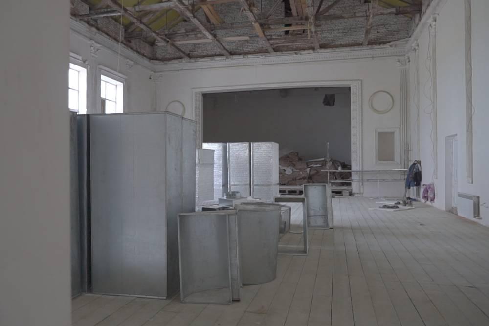 Незабаром жителів Коломацького зустріне відремонтована глядацька зала