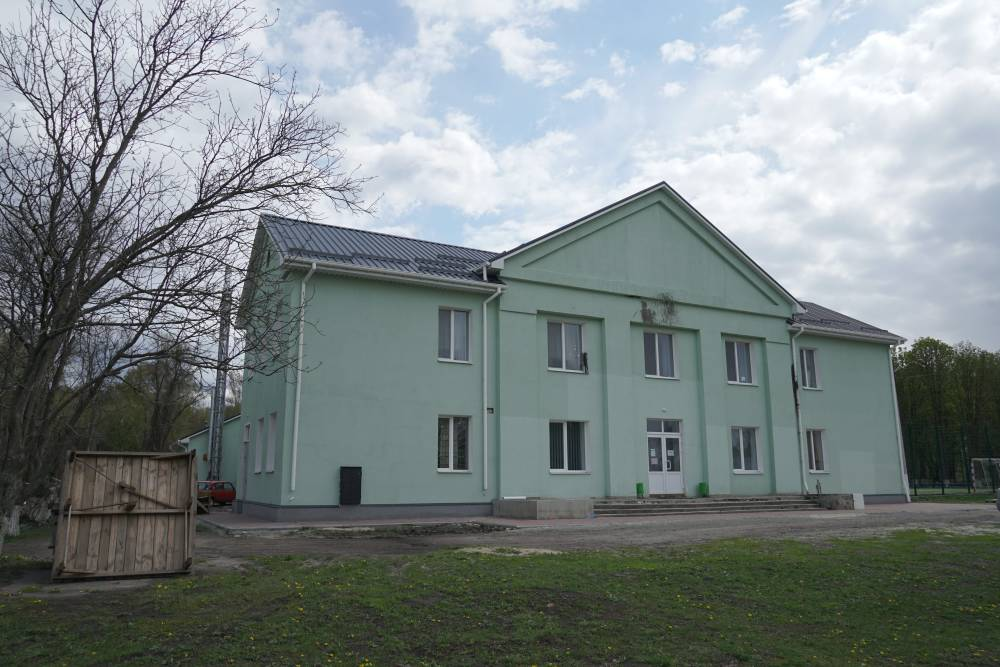 У Коломацькому БК влітку планують закінчити всі роботи
