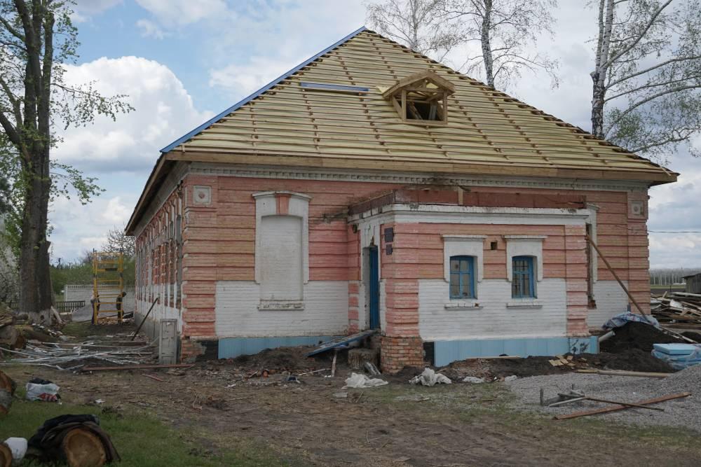 У Степанівці будують дитсадок для малечі з усієї громади