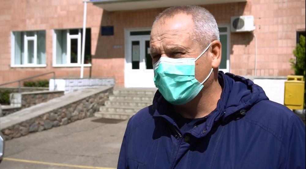 Василь Клименко, директор департаменту безпеки СП ПГНК