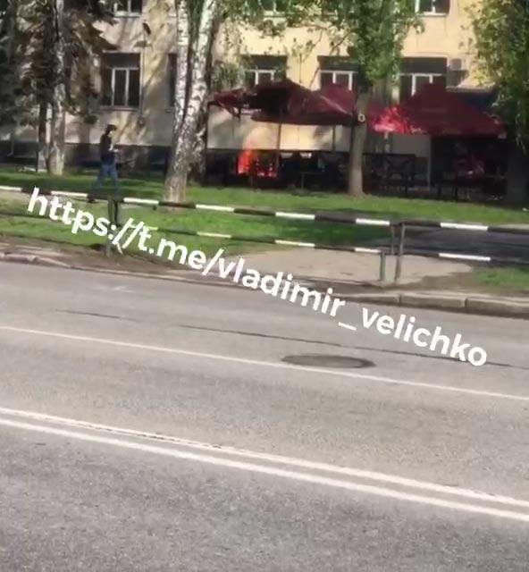 Кадр з відео: t.me/huevajapoltava/2796