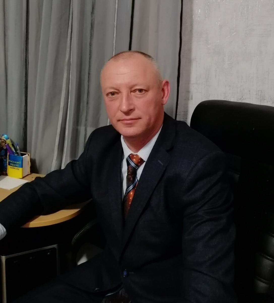 Віктор Сербин