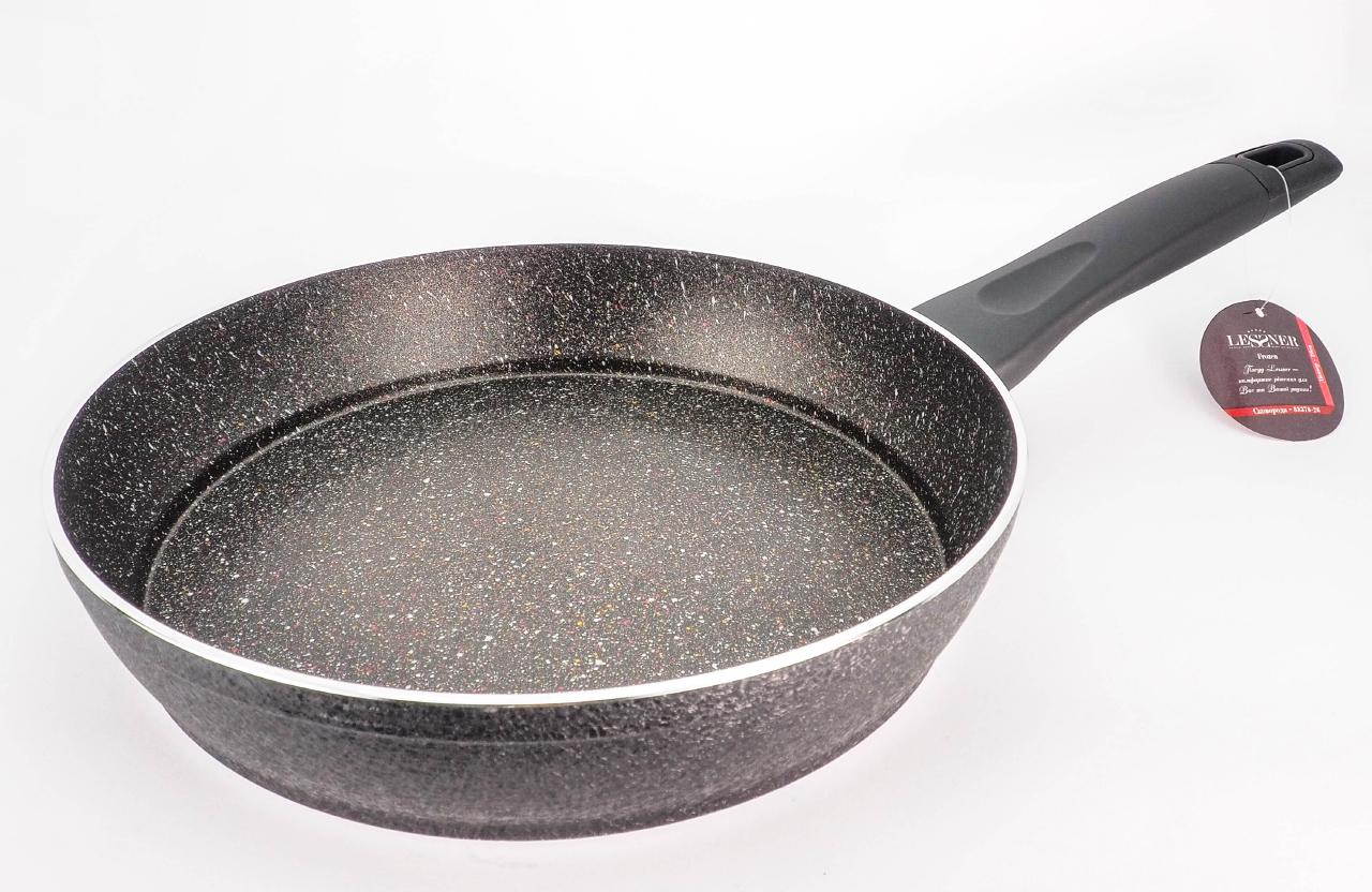 Сковорідка з антипригарним покриттям Lessner Frozen 88370