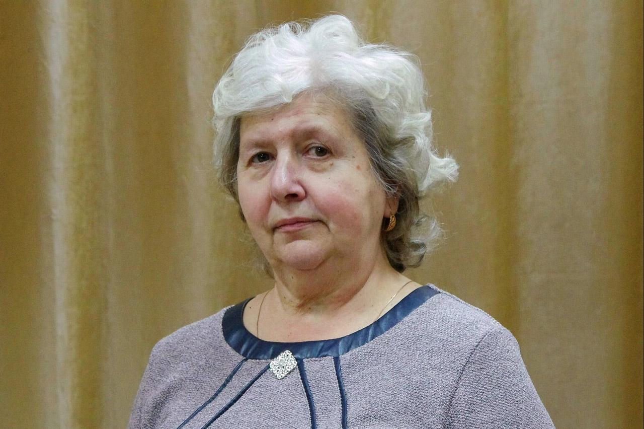 Голова Новоселівської ОТГ Людмила Макаренко