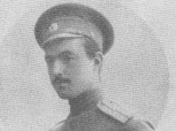 Кирило Осьмак під час 1 світової