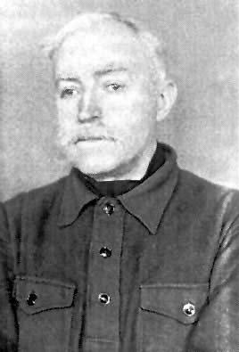 Кирило Осьмак (тюремна світлина 1958 року)