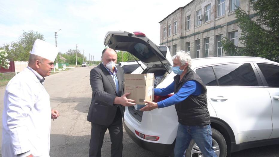 «Агрофірма «Добробут» вкотре передає допомогу Кобеляцькій районній лікарні
